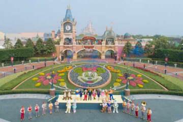上海ディズニーランド、営業再開
