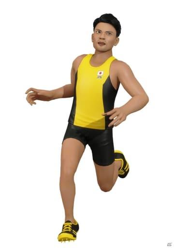 「東京2020オリンピック The Official Video Game」陸上100mに山縣亮太選手、水泳200m個人メドレーに松田丈志選手が登場!
