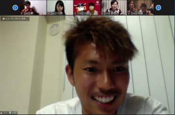 Jリーグの日にJ1・神戸の小川慶治朗がオンラインでファンと交流「ヴィッセル神戸は人生そのもの」