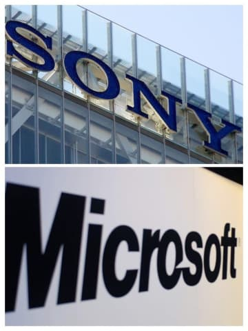 Sony, Microsoft to cooperate over AI-powered video analysis