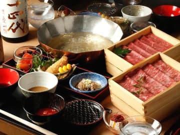 東カレ限定価格も!宮崎牛と松坂牛のしゃぶしゃぶ食べ比べセットを西麻布で発見!