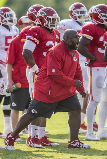 Chiefs' Eric Bieniemy focused more on doing his job than changes to NFL's Rooney Rule