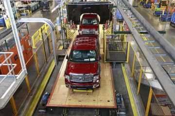 Ford shuts down Dearborn Truck Plant after worker tests positive for coronavirus