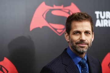 "Director Zack Snyder attends the ""Batman V Superman: Dawn Of Justice"" New York Premiere at Radio City Music Hall on March 20, 2016 in New York City. - Jamie McCarthy/Getty Images North America/TNS"