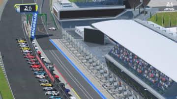 フェラーリ、アストンも加わる『ル・マン24時間バーチャル』競技規則が発表。万全を期しテストレース実施へ