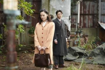 「スパイの妻」より - (C)NHK