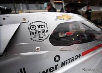 インディカーの2020年シーズンは6月6日に始まる予定(写真は2月の合同テスト)。