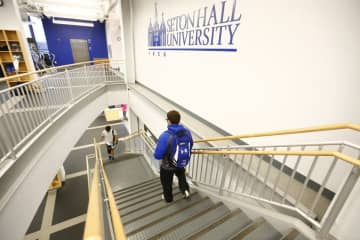 Seton Hall University plans to offer in-person classes during the 2020 fall semester, though the schedule will vary from previous years due to safeguards surrounding the coronavirus. (Saed Hindash | NJ Advance Media for NJ.com/)