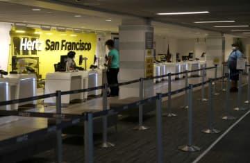 米レンタカー大手、コロナ破綻 ハーツ、空港客激減 画像