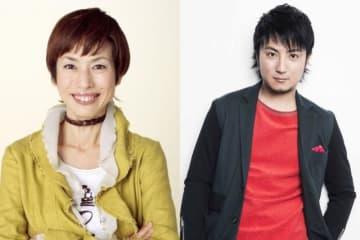 (左から)久本雅美さん、上地雄輔さん