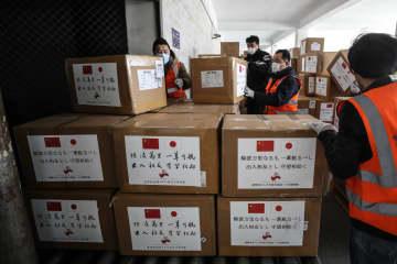 感染症対策で中日韓の協力が世界の手本に 王毅氏
