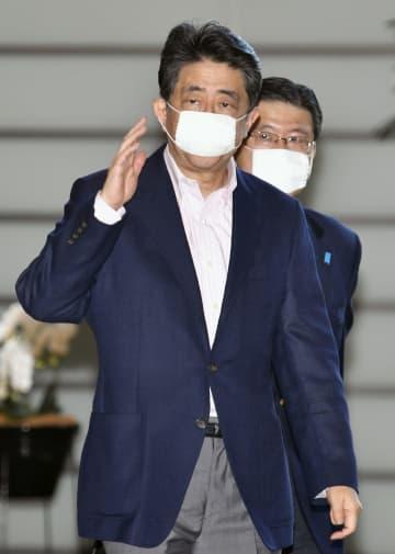 緊急事態宣言、25日に全面解除 5都道県、首相ら感染状況分析 画像