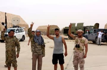 Russian fighters flown out of western Libya after Haftar retreat