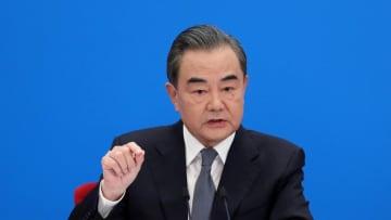 中国外相、アメリカが「陰謀論」拡散と批判 新型ウイルス