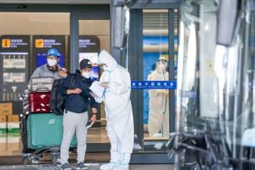 韓国から200人余りの技術専門家が到着、生産再開を後押し 江蘇省塩城市