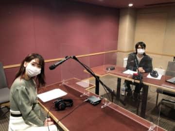 (左から)柏木由紀さん、渡辺淳之介さん