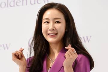 チェ・ジウ 目標はイ・ヨンエ!44歳出産で描くママ女優の夢 画像