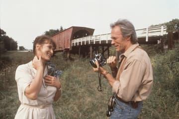 『マディソン郡の橋』見せない演出が冴える