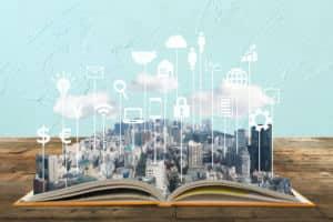 電力や交通の最適化でスマートシティ、早稲田大学が新構想