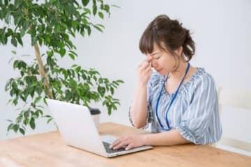自宅勤務で「目が疲れるようになった」…どうすればいい?