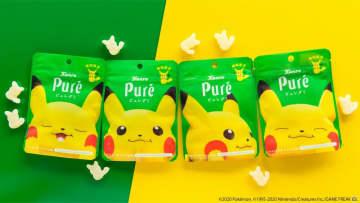 ピカチュウがピュレグミになって初登場!「ピュレグミ でんげきトロピカ味」が6月2日に発売