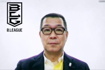 Bリーグの大河チェアマンが辞任 後任は千葉の会長、島田氏