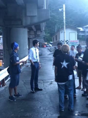 劇団EXILE・町田啓太、『中学聖日記』撮影風景公開「楽しんで頂けますように」と呼びかけ!