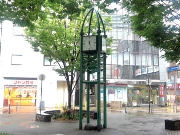 阪急・西宮北口駅 時計台(西宮市)