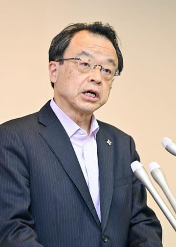 林検事長「信頼回復に努める」 黒川氏の後任、就任会見で謝罪 画像