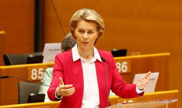 欧州委がコロナ対策の復興基金案 89兆円、EU加盟国共同で債務 画像