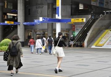 北九州市で再びコロナ感染が増加 流行の「第2波」に警戒感 画像