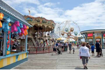 Morey's Piers to keep one pier, waterpark closed for 2020 season