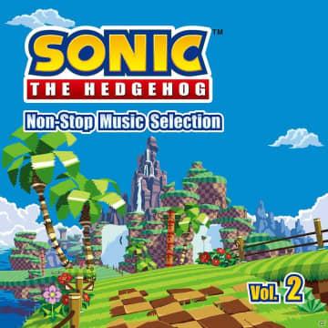「ソニック」シリーズのコンピレーションアルバム「Sonic The Hedgehog Non-Stop Music Selection Vol.2」が配信開始!