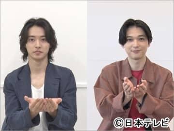 山﨑賢人&吉沢亮が「キングダム」の撮影秘話を「ZIP!」独占告白!?