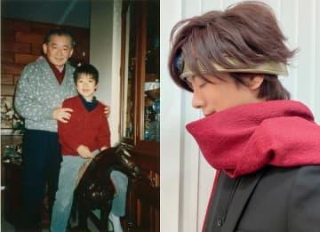 DAIGO、祖父・竹下登元総理との幼少期の2ショット公開にファン歓喜!