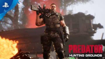 「Predator: Hunting Grounds」玄田哲章さんによる日本語吹き替え版のDLC映像が公開!