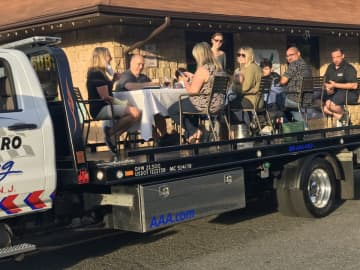 N.J. restaurateur says his 'pick-up' service is a novel way to get around coronavirus rules