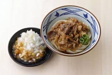 342万杯売れた丸亀製麺の歴代冷やしうどんNO.1メニュー 期間限定で復刻! 画像