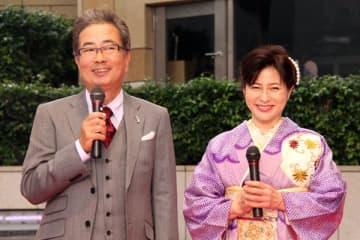 岡江久美子さん死去から1カ月 大和田美帆に届く温かい言葉