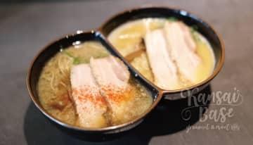 京都 東山のカフェが業態変更でラーメン店へ!4種の麺が味わえる京都の王道背脂チャッチャ系と鶏白湯コラ... 画像