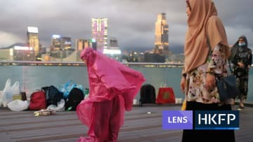 HKFP Lens: Fasting, feasting and social distancing – Ramadan in Hong Kong during Covid-19