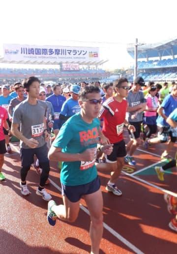 【新型コロナ】川崎国際多摩川マラソンが中止 2年連続「残念」
