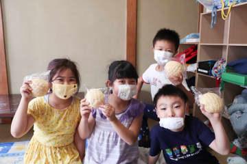 【新型コロナ】子どもに「メロンパン700個」 海老名・栄屋製パン