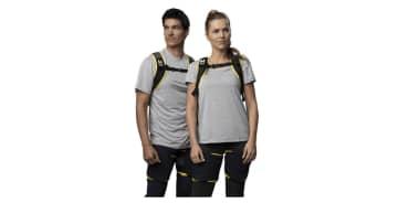 働く人を人間工学でサポート!身体の疲労を軽くするスーツ「HeroWearExo」