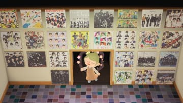 ライブハウス再開まで「あつまれ どうぶつの森」の中で会いましょう! 第十六回 Hey!Say!JUMPのシングル全部をマイデザインで再現!