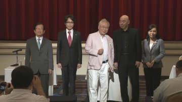 高須院長らが愛知・大村知事の解職請求表明 100万人署名集めへ