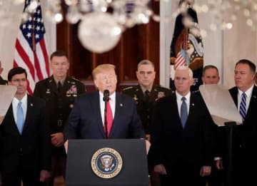 Watch: Trump Threatens Using U.S. Military Against American Citizens, Democrats Call Comments 'Fascist'