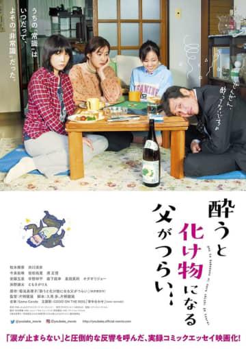 松本穂香、主演映画『酔うと化け物になる父がつらい』がニッポン・コネクションへの出品決定!「たくさんの方に観てもらえることを楽しみにしています」