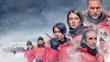 山下智久が出演!! 南極舞台の極限心理サバイバル・スリラー『THE HEAD』Huluで6月12日より配信!