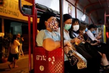 タイ、今年のGDPは予想以上に減少へ 雇用が悪化=中銀議事要旨